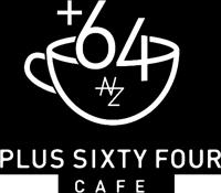 Cafe +64 logo